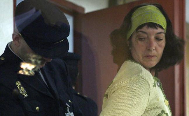 Detenidas dos personas por participar en homenajes a la etarra Belén González