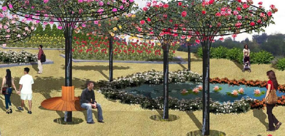Diez empresas se interesan por la ampliación del Parque del Príncipe en Cáceres