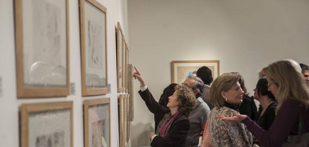 La Mercedes Calles reúne en Cáceres la diversidad artística de Picasso en cien grabados