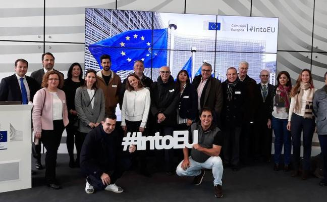 Empresarios familiares de Extremadura se interesan por los instrumentos de financiación de la UE