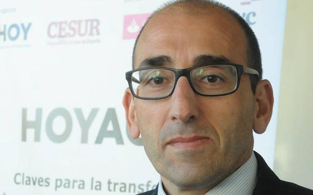 «El futuro del sector agrario es el futuro de Extremadura»