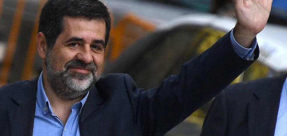 La Fiscalía se opone a la puesta en libertad de Jordi Sánchez