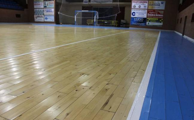 Los municipios cacereños ya pueden solicitar las ayudas para arreglar pabellones deportivos