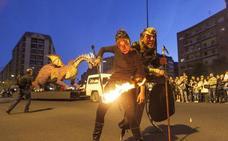 La fiesta de San Jorge incluirá este año actividades de promoción de la tauromaquia