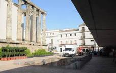 Este miércoles, conferencia sobre el Templo de Diana