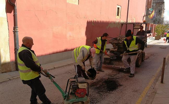 Obras pondrá en marcha un plan de mantenimiento para arreglar las vías Encarnación y Merced