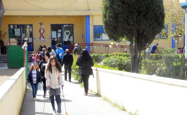 Los colegios de Mérida ofrecen 750 plazas para escolarizar a 602 niños en Infantil