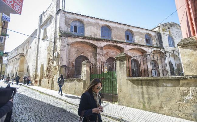 El antiguo colegio San Pedro de Alcántara de Badajoz será rescatado con los fondos europeos Dusi
