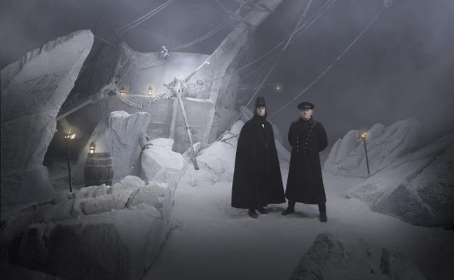 El infierno sobre hielo