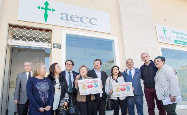 La Asociación Española contra el Cáncer estrena nueva sede en Mérida