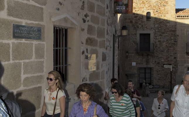 La exposición 'Sueños grabados', en la Fundación Mercedes Calles
