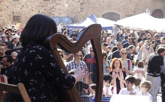 El Irish Fleadh de Cáceres celebrará su décimo quinta edición del 25 al 28 de octubre