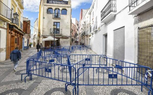 El PSOE pide acabar con situación de deterioro del Casco Antiguo de Badajoz