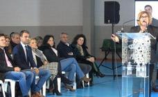 La Diputación aportará 205.000 euros y el Ayuntamiento 100.000 para el campo de césped artificial