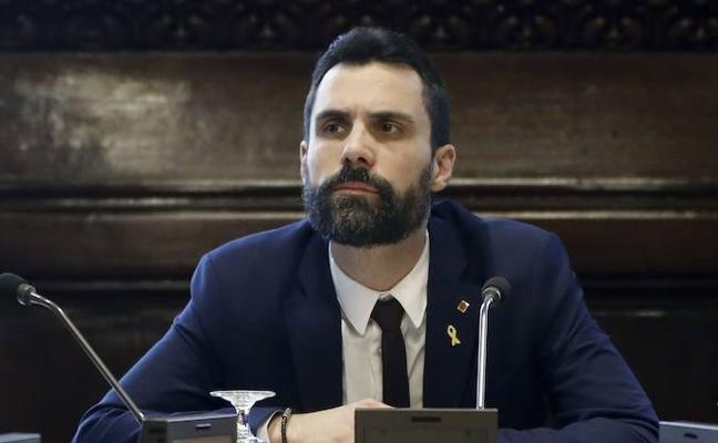 Torrent comparece hoy tras la renuncia de Jordi Sànchez