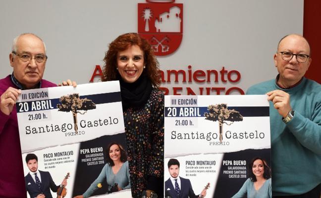 Pepa Bueno recogerá el día 20 de abril el Premio Santiago Castelo