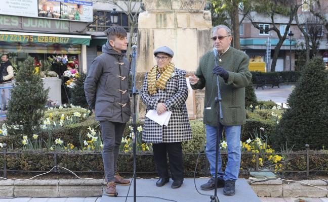 Celebración del Día de la Poesía en Cánovas