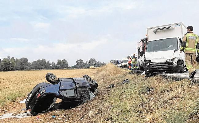 Navarro reconoce que ha aumentado la gravedad de los accidentes de tráfico en Extremadura