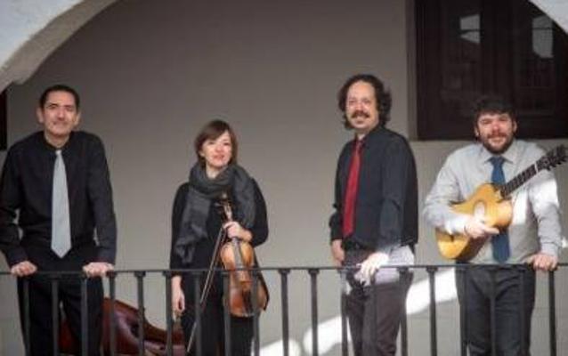 Concierto de música antigua en la Sala Dos del Gran Teatro