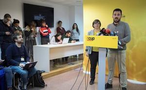 Sale en libertad tras negarse a declarar la edil de la CUP de Reus detenida