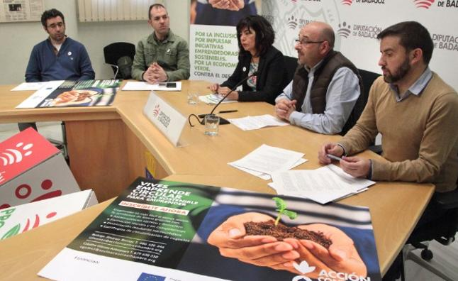 140 pacenses recibirán ayuda para emprender en economía verde y circular