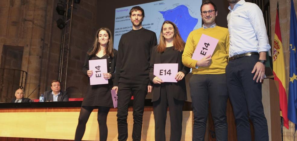 Europan 14 premia en Cáceres a la joven arquitectura