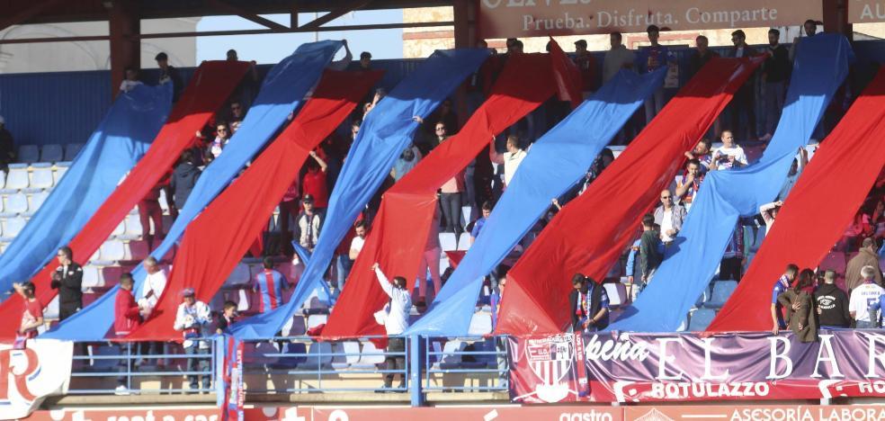El Extremadura involucra a su afición para el final de temporada