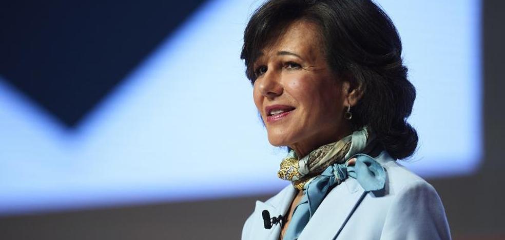 Santander dará todo su dividendo en efectivo en 2019