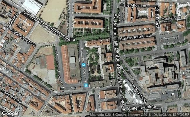 Detenido un hombre cuando vendía droga cerca de un parque infantil de Badajoz