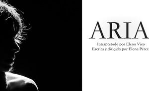 'Aria', la primera obra de Elena Pérez Panizo, hoy en el COC
