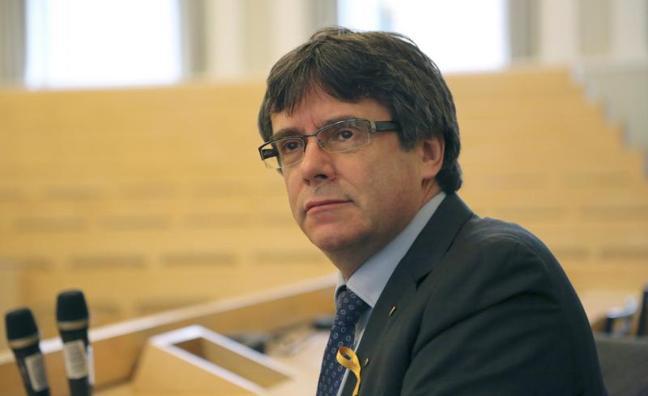Puigdemont se presentará ante la policía finlandesa tras recibir una orden de extradición