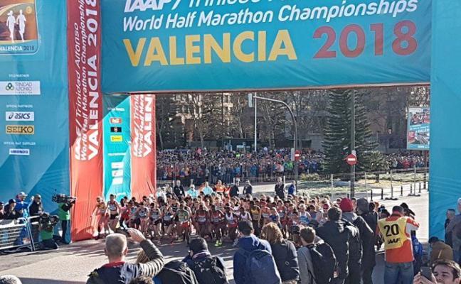 Urbina y Benabbou cogen experiencia en Valencia