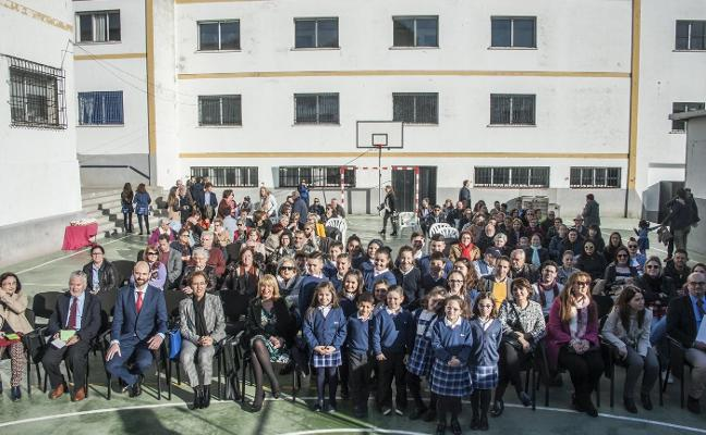 El colegio del padre Tacoronte cumple 50 años