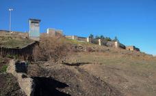 Badajoz sacará a concurso en breve las obras para la limpieza de la Alcazaba