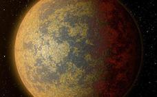 Descubren un gemelo de Mercurio de un tamaño similar a la Tierra