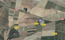 Se declara urgente la expropiación para ensanchar la Ba-123 con la N-430