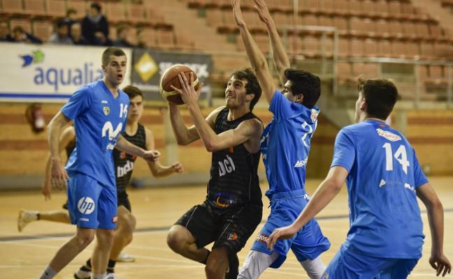 Estudiantes y Fuenlabrada, la gran final del Torneo 'Ciudad de Badajoz'