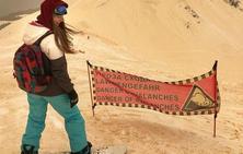 Esquí marciano en la Europa del Este