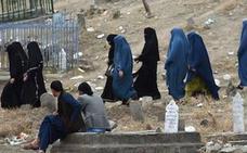 Una caravana de mujeres visitará a los talibanes por la paz en Afganistán