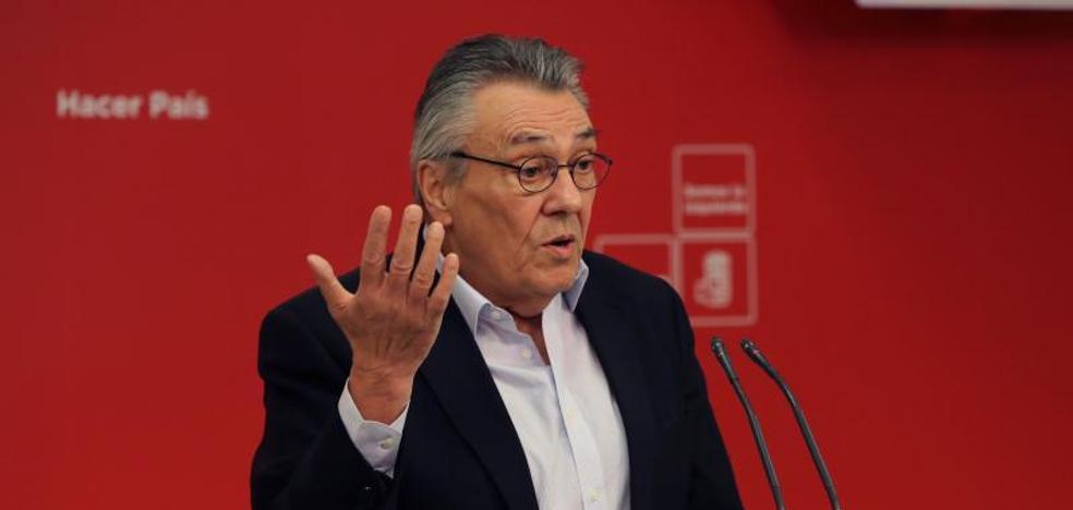 El PSOE rechaza los Presupuestos porque «no hay redistribución»