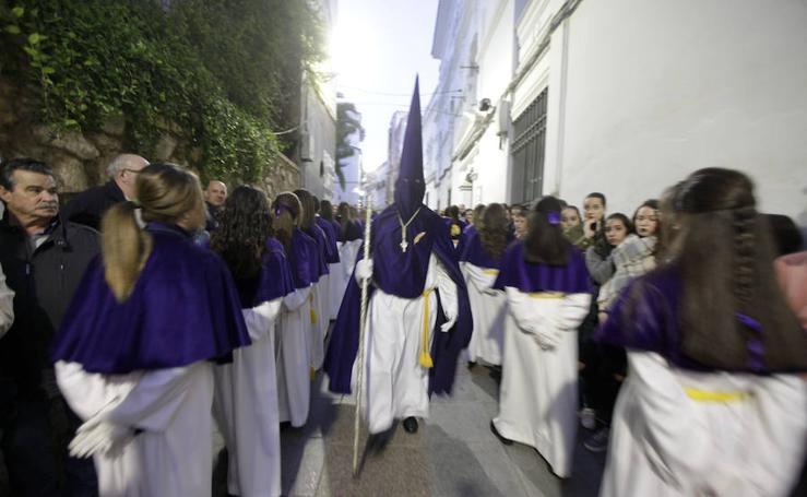 Procesiones del Martes Santo en Cáceres