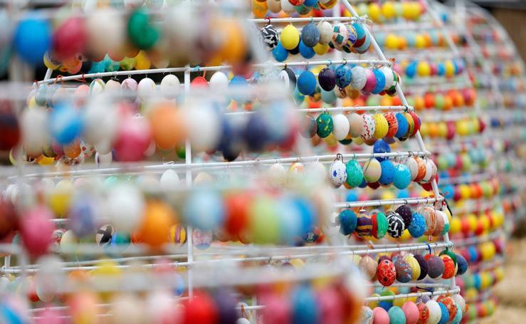 Paseo de los huevos de Pascua