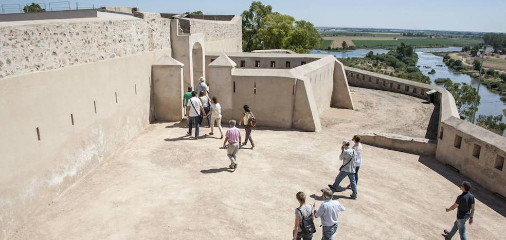 Badajoz quiere sumarse a la candidatura de Patrimonio Mundial de la Raya