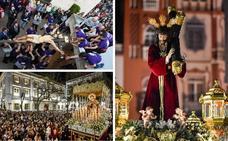 Emoción en La Espina y pasión en San Fernando en el Martes Santo de Badajoz