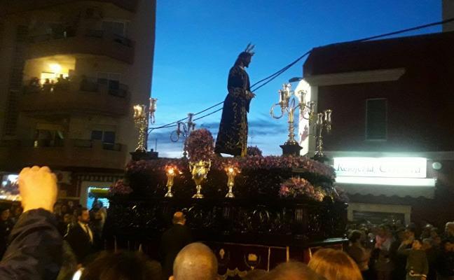 Tres procesiones protagonizan el Jueves Santo en Almendralejo