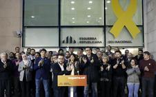 ERC pide combinar «la denuncia» de no poder investir a Puigdemont con un Govern efectivo