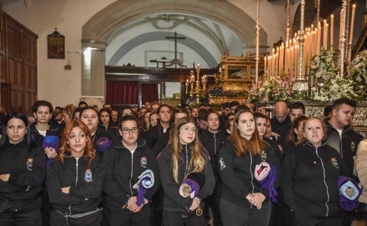 Procesiones del Viernes Santo en Badajoz