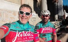 Dos ciclistas jaraiceños suben más de 100 veces en un año a Piornal