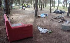 El Consistorio de Miajadas quiere terminar con la basura de 'El Santo' después de la jira