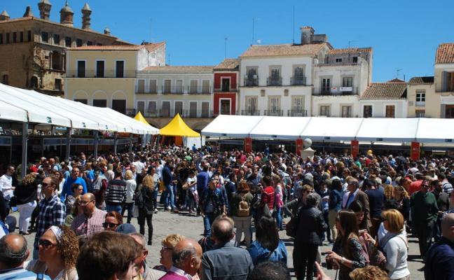Bélgica y Navarra, presentes en la Feria Nacional del Queso, que será del 28 de abril al 1 de mayo